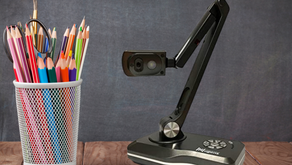 Different Ways to Use a Document Camera in Learning
