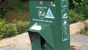 Biodegradable DOG POO bags