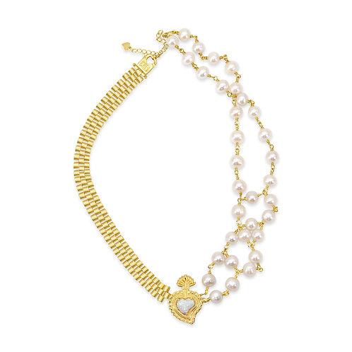 Rise Radiant Necklace (50/50)