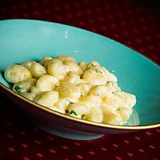 Ньокки в сливочном соусе