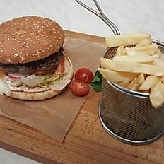 "Гамбургер ""Пикассо"""