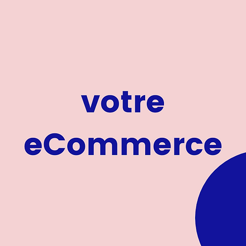 Your eCommerce