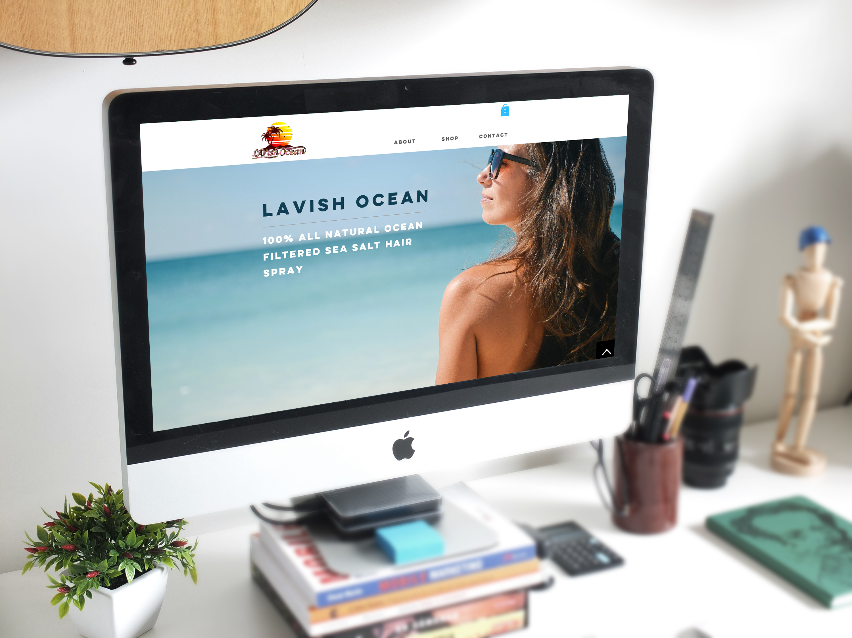 LavishOceanWebsite