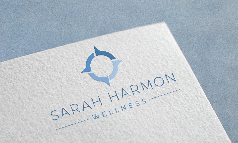 SarahHarmonWellness-LOGO-DESIGN