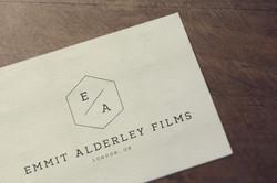 EMMITAlderly-Films-Logomock