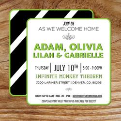 Coaster Invites