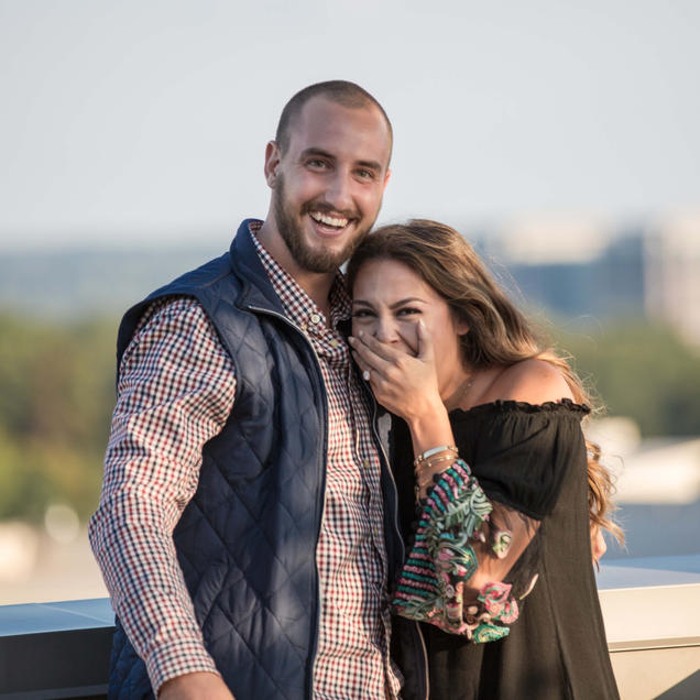 @Jesse & Ariella's Surprise Engagement (Atlanta, GA) - 9/16/16