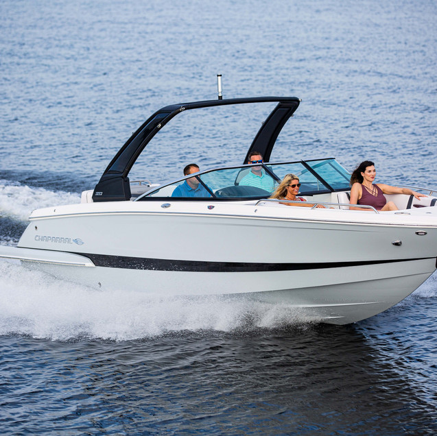 @Chaparral Boats