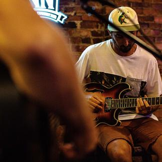 @Parks Bonifay & Erik Ruck at Stagger Inn (Orlando, FL)- 9/18/19