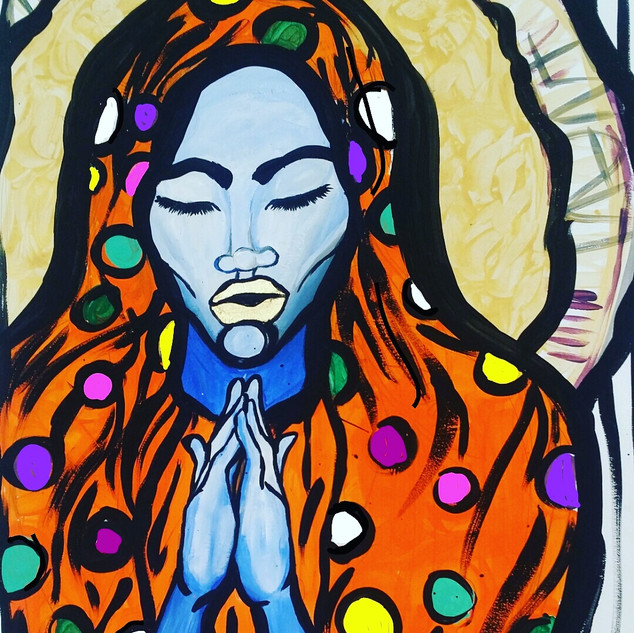 The Black Madonna: Prayer