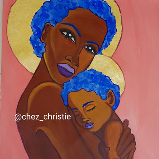 Sacred Place: Madonna and Child