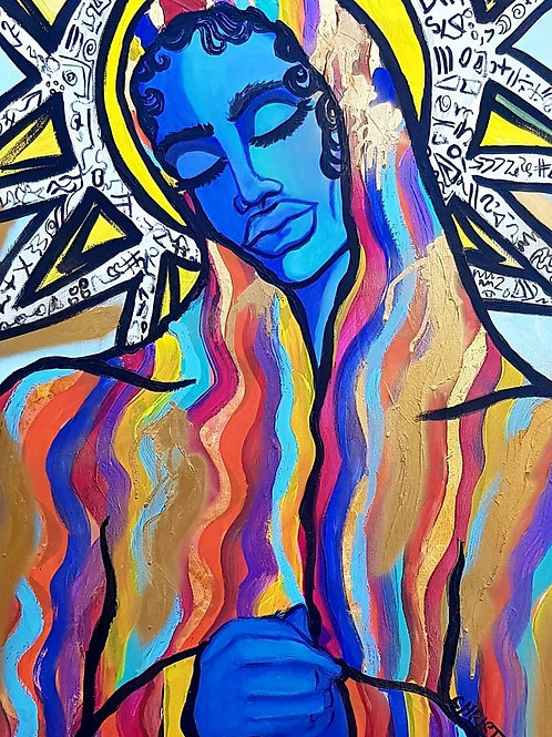 The Black Madonna: Coat of many colours