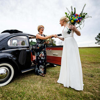 @Clark & Casey's Wedding (Ramseur, NC) - 10/19/19
