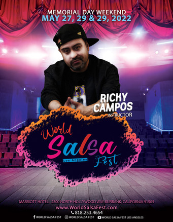 RICKY CAMPOS
