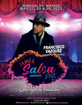 """FRANCISCO VAZQUEZ """"EL RUMBERO"""""""
