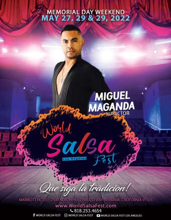 MIGUEL MAGANDA