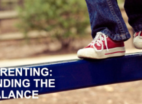 Finding the balance in Parenting: Tips to make the Impossible, seem Possible