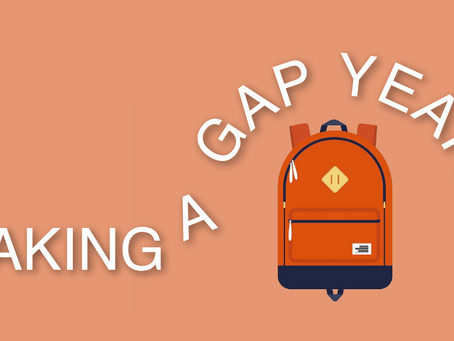 How To Take a Gap Year