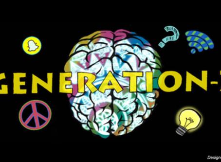 Generation Z- The Trendily Confused Gen