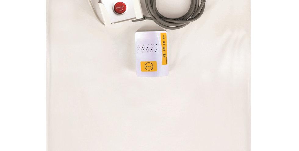 Fall Management Monitoring Alarm Kit with Bed Sensor Pad