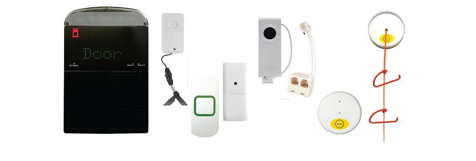 IoT Home Safety Alert Kit