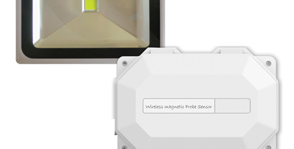 Wireless Flood Light Controller Box