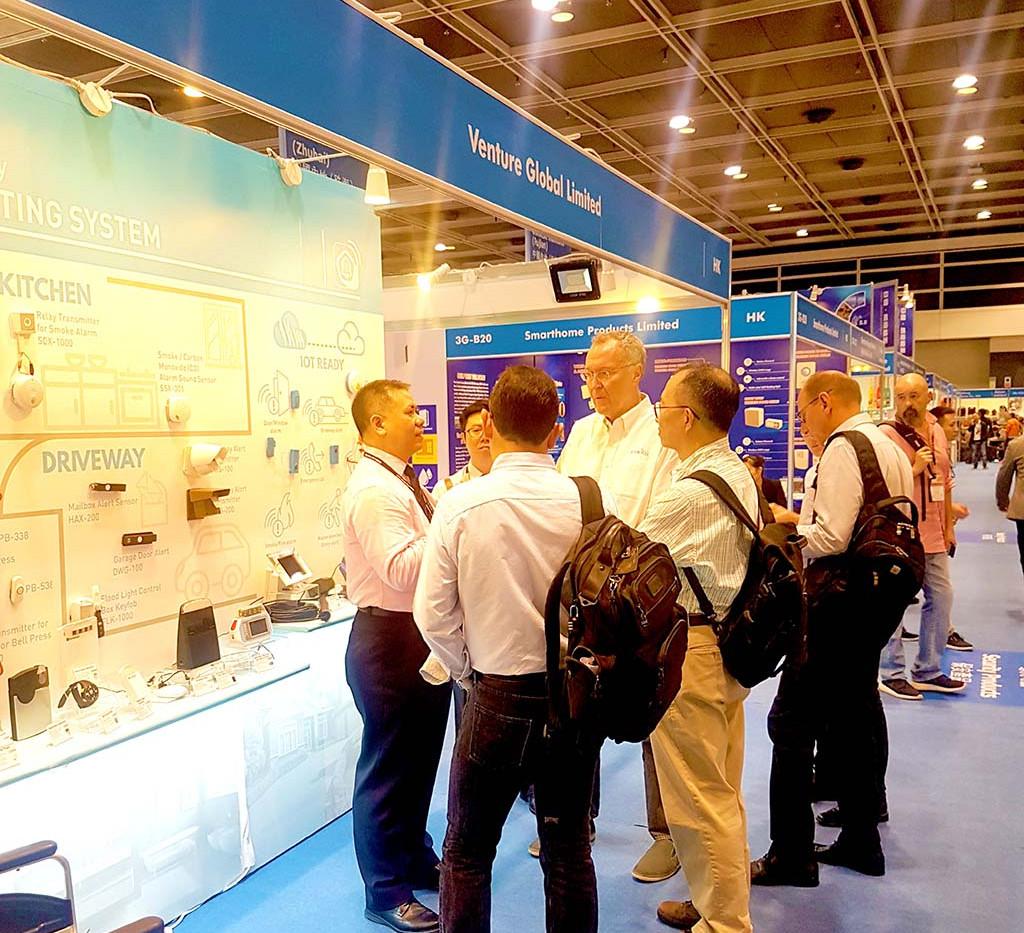 Hong Kong Electronics Fair (Autumn Edition) 2018