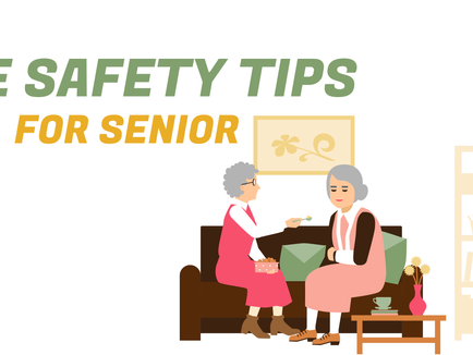 Fire Safety Tips For Senior