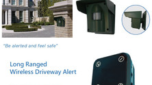 VENTURE's Long Ranged Wireless Driveway Alert announced as a WINNER in Security Category in the