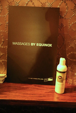 Massages by Equinox