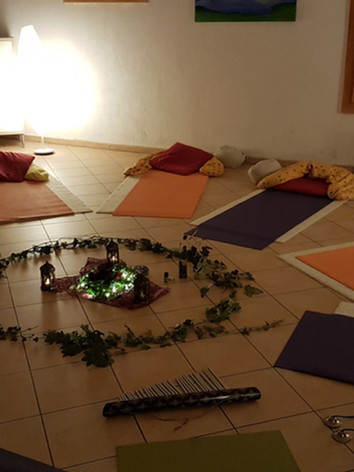 Meditationskreis