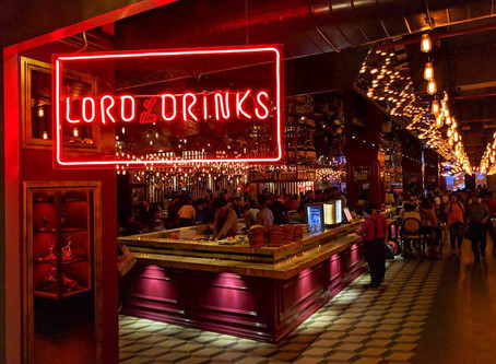 LORD OF THE DRINKS - CONNAUGHT PLACE