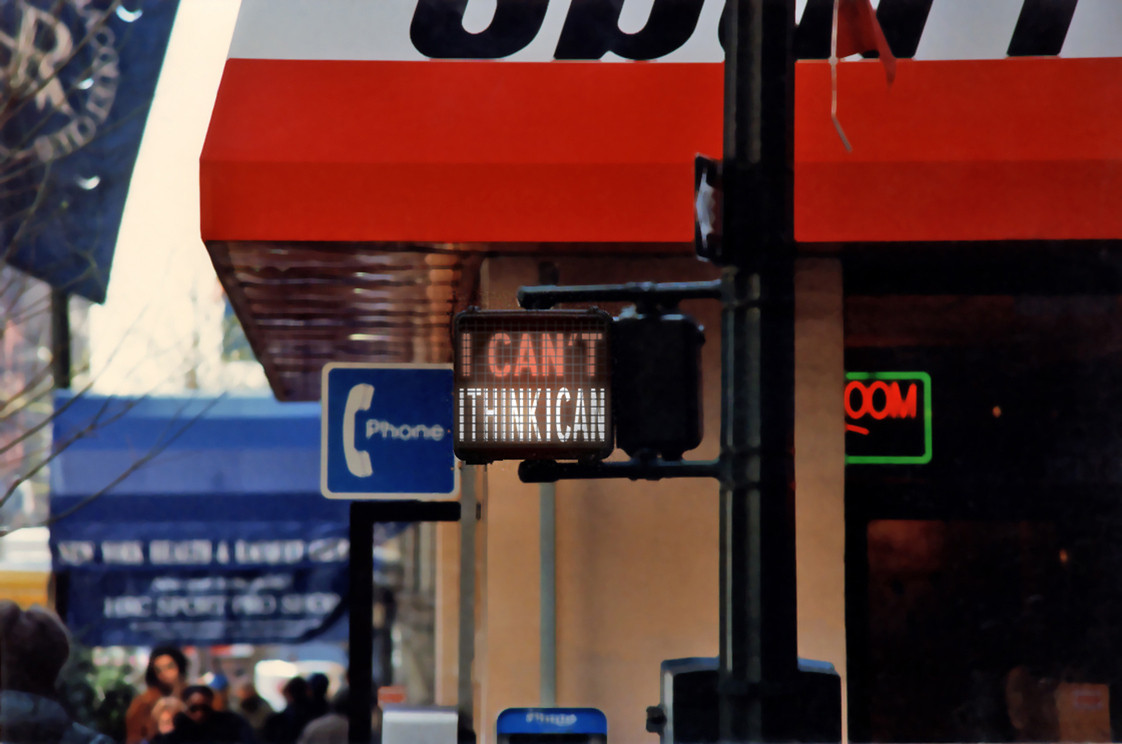 I Think I Can - New York