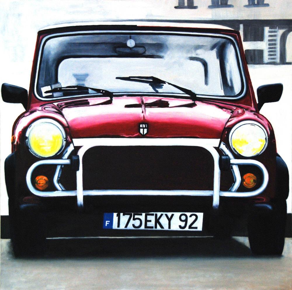 Austin Mini - Front