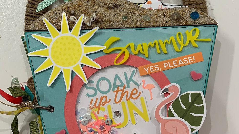 Basic- Summer Vibes Sand Bucket Album- Basic Kit