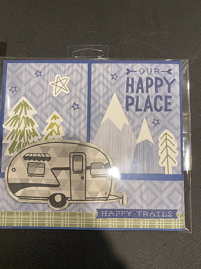 D1840 Stamp Set Happy trails
