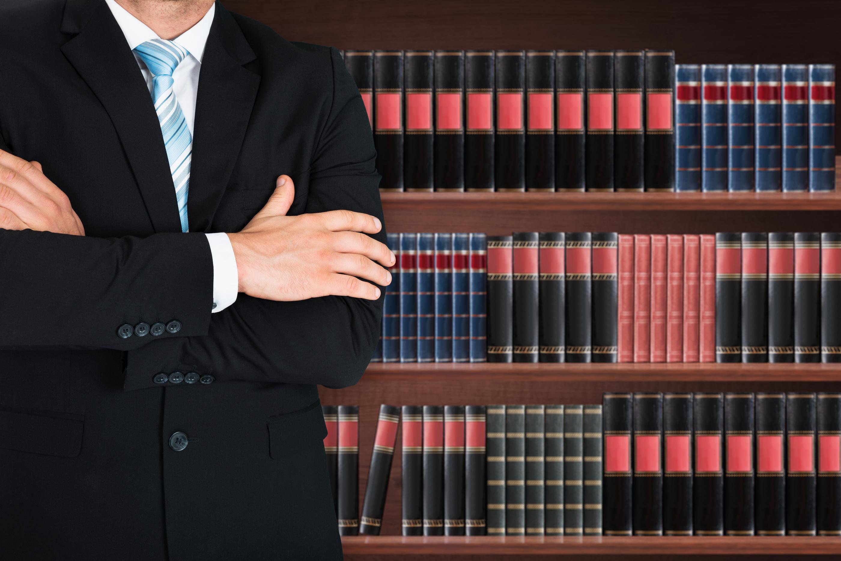Criminal Lawyer Close Up