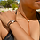 Thumbnail: Bracelet cuir Perle d'eau ✨⚪️