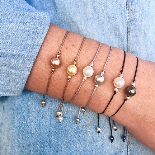 Bracelet  1 perle de Swarovski  💖💖