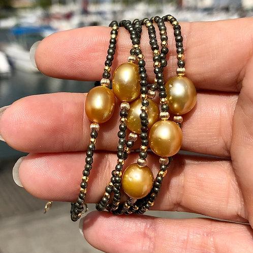 Bracelet Gold Australie