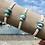 Thumbnail: Bracelet Heishi Larimar