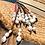 Thumbnail: Sautoir Cuir Perles d'eau ✨⚪️