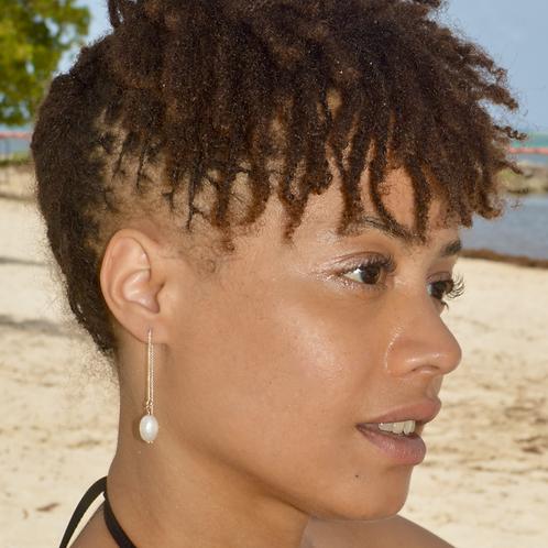 Guyanaises perles d'eau Blanches ✨⚪️