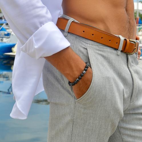 Bracelet Pierre de Lave 🌵🌵