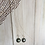 Thumbnail: Crochets longs argent Perles de Tahiti 🌺🌸