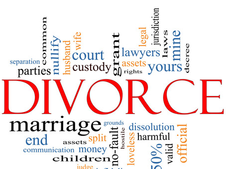 THINGS YOU SHOULD KNOW BEFORE YOU BEGIN YOUR DIVORCE