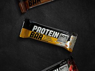 Szybka przekąska na mieście — czyli batony proteinowe pod lupą!