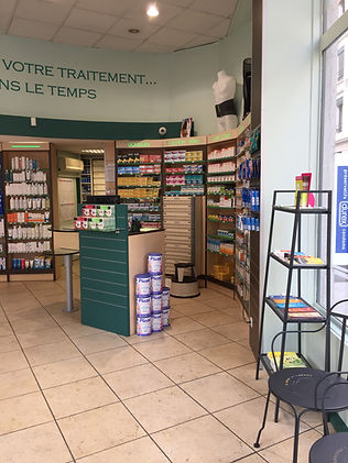 Services | Villeurbanne | Pharmacie Tolstoi
