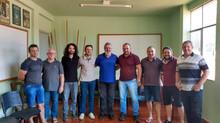 Padre Pedro visita lideranças em Xanxerê