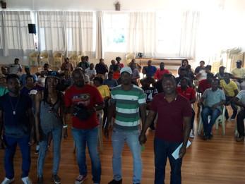 Associação dos Haitianos de Xanxerê elege nova diretoria